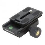 Delkin Fat Gecko DSLR Camera Mount Quick Release Accessory