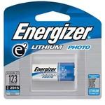 Energizer Energizer CR123A 3 volt lithium