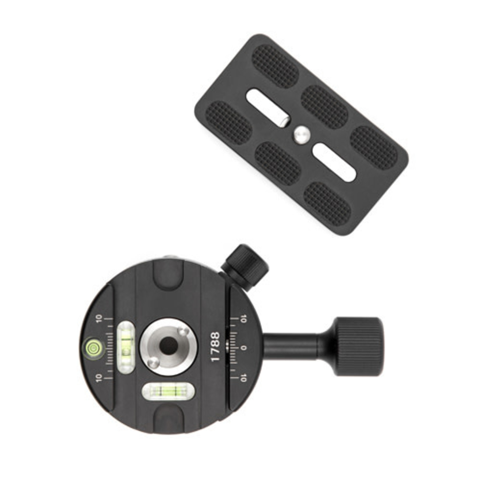 ProMaster Dovetail QR Panning Clamp - 360º