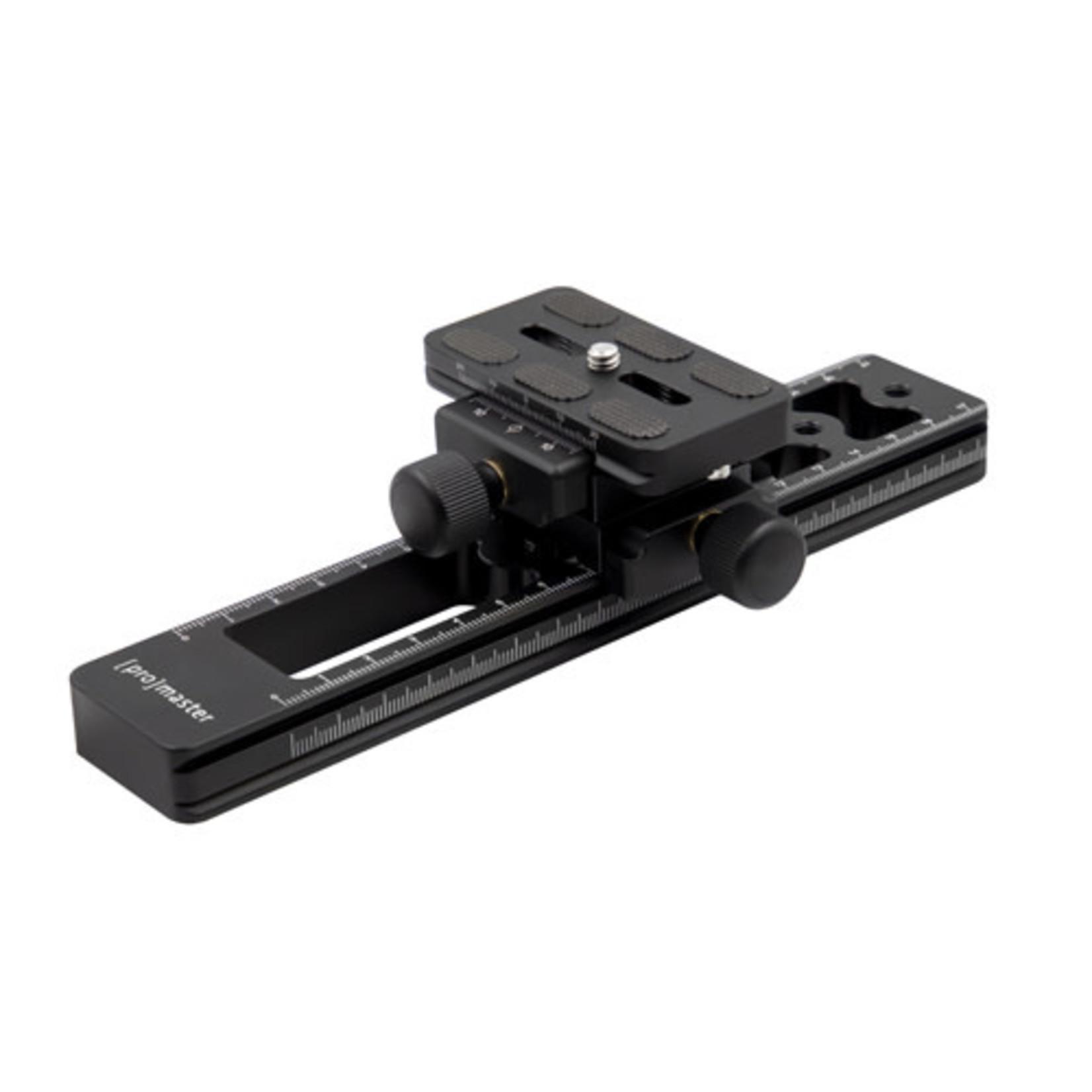 ProMaster Dovetail Macro Sliding Rail