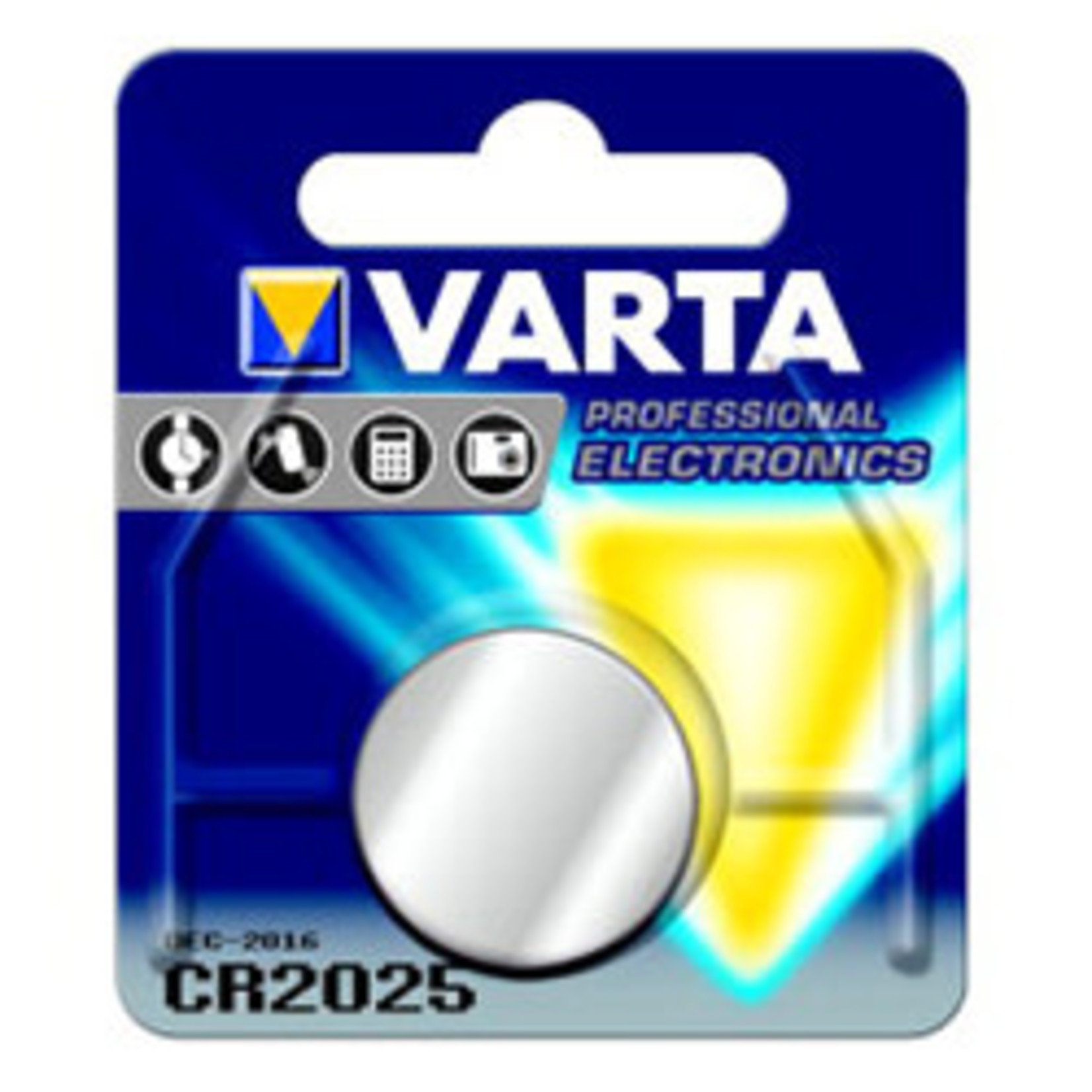 Varta Varta CR2025