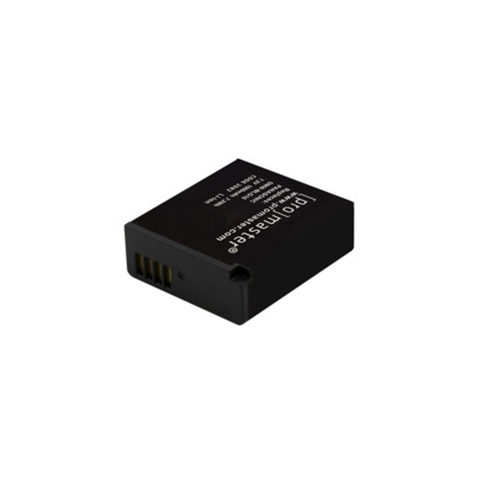 ProMaster Li-ion Battery for Panasonic DMW-BLG10