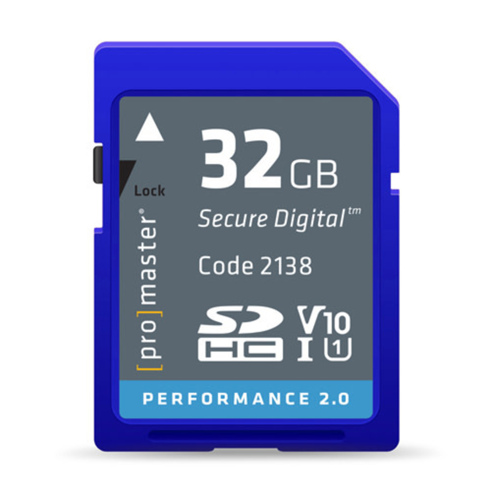 ProMaster SDHC 32GB Performance 2.0