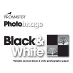 """ProMaster B&W Photo Paper 8"""" x10"""" Luster 100 sheets - 8 x 10'' Luster - 100 Sheets"""