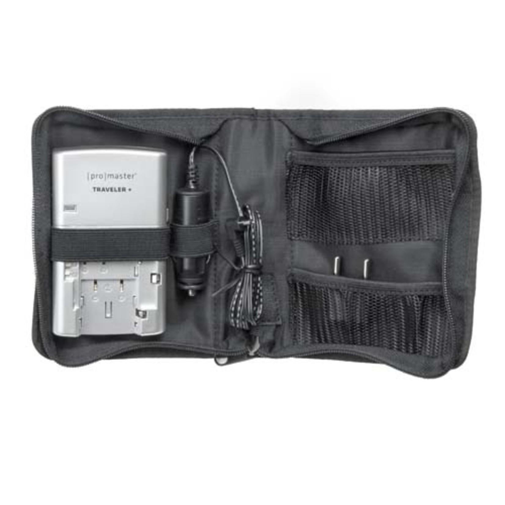 ProMaster Traveler + Travel Kit