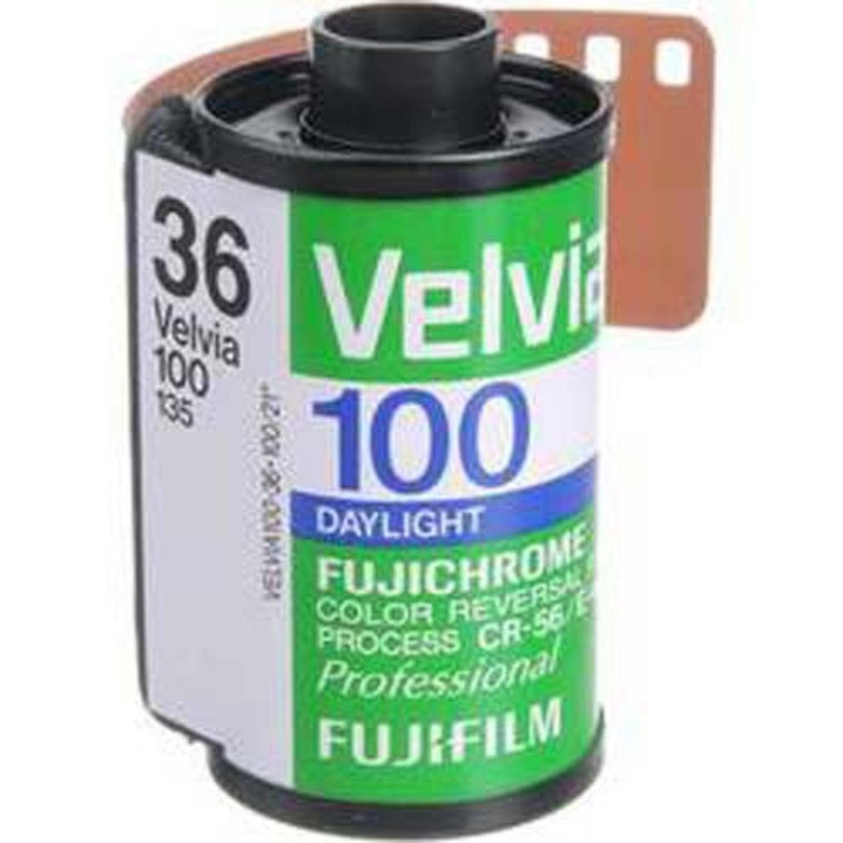 FujiFilm FujiFilm Velvia 100 RVP 100 135-36