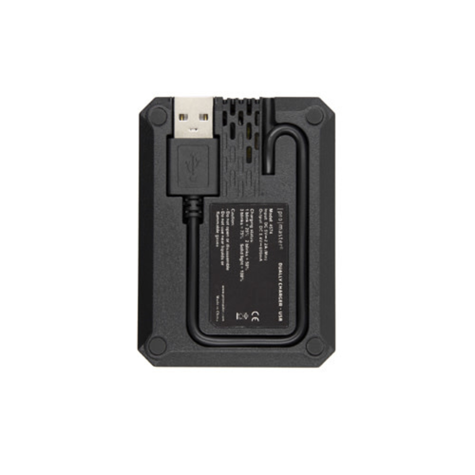 ProMaster Dually Charger - USB for Fuji NP-W126(S)