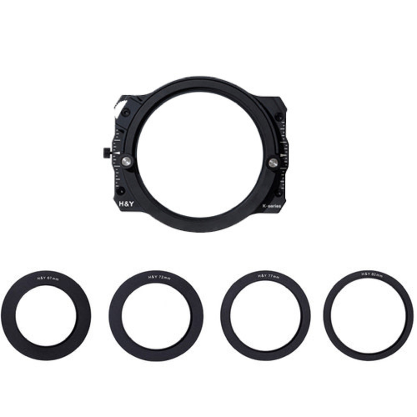 H&Y Square Filter Holder with adapter rings