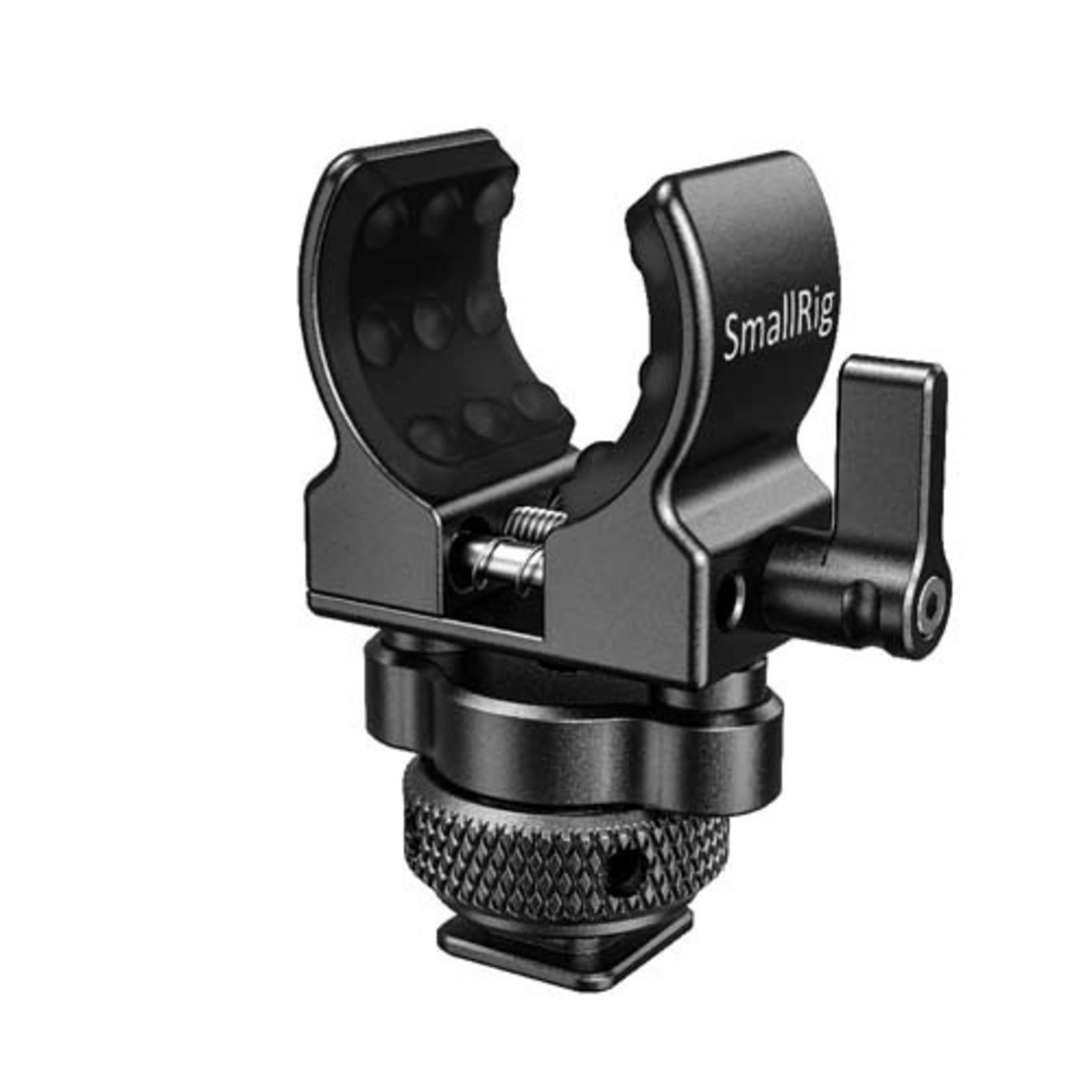 SmallRig SmallRig Shotgun Microphone Holder (Cold Shoe)