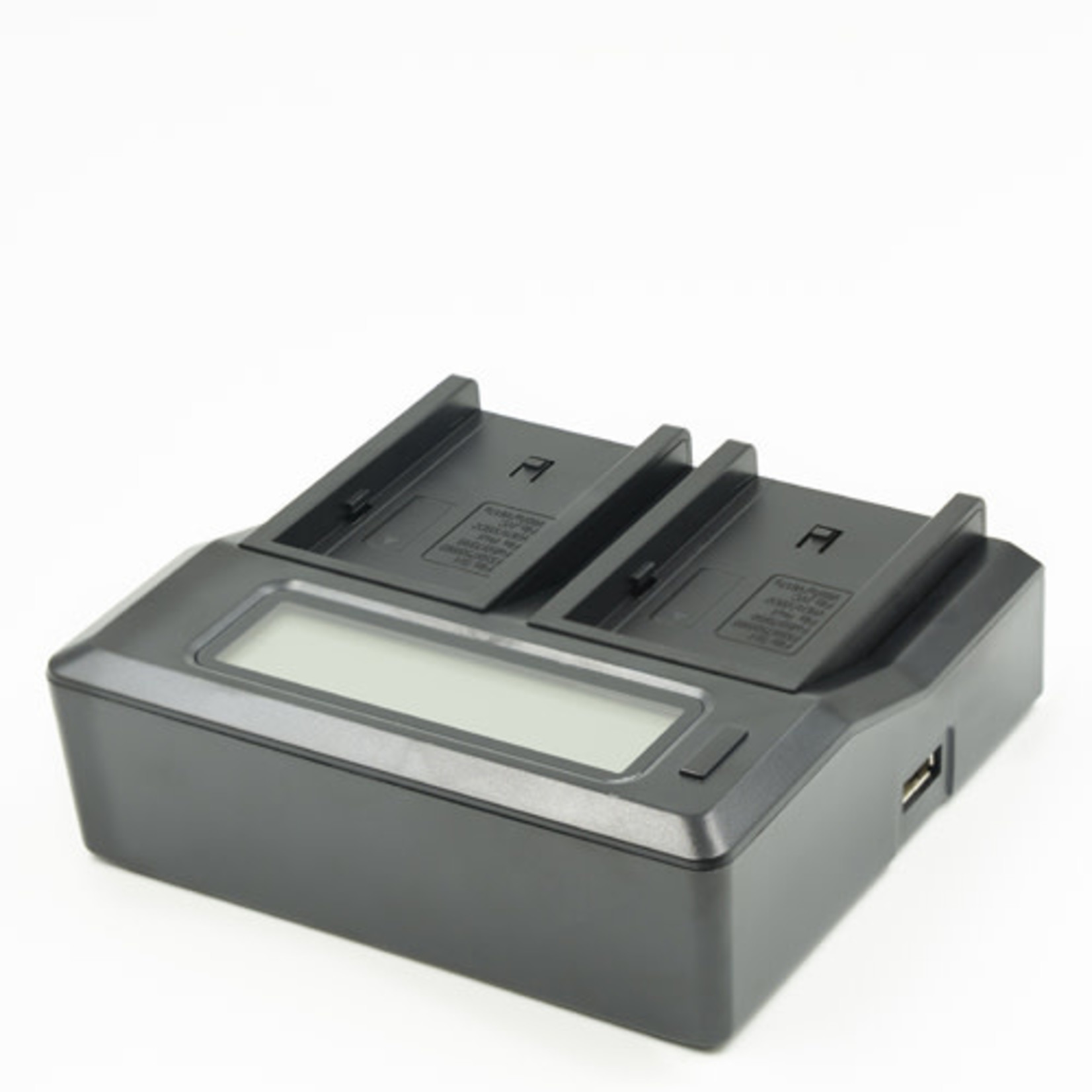 ProMaster Li-ion Battery for Sony - Dual Battery / Charger Kit NP-F770