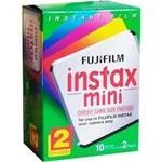 FujiFilm Fujifilm Instax Mini Film 2-Pack