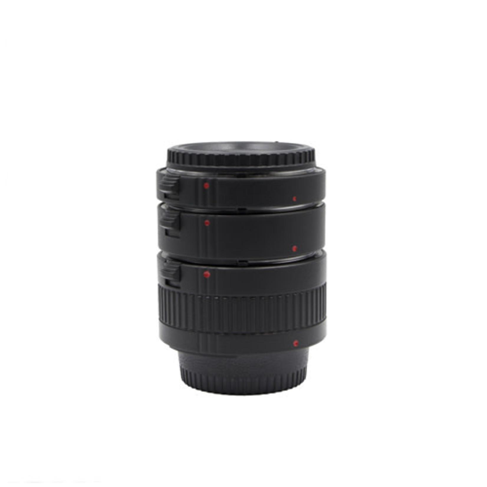 ProMaster Macro Extension Tube Set for Nikon F (N)
