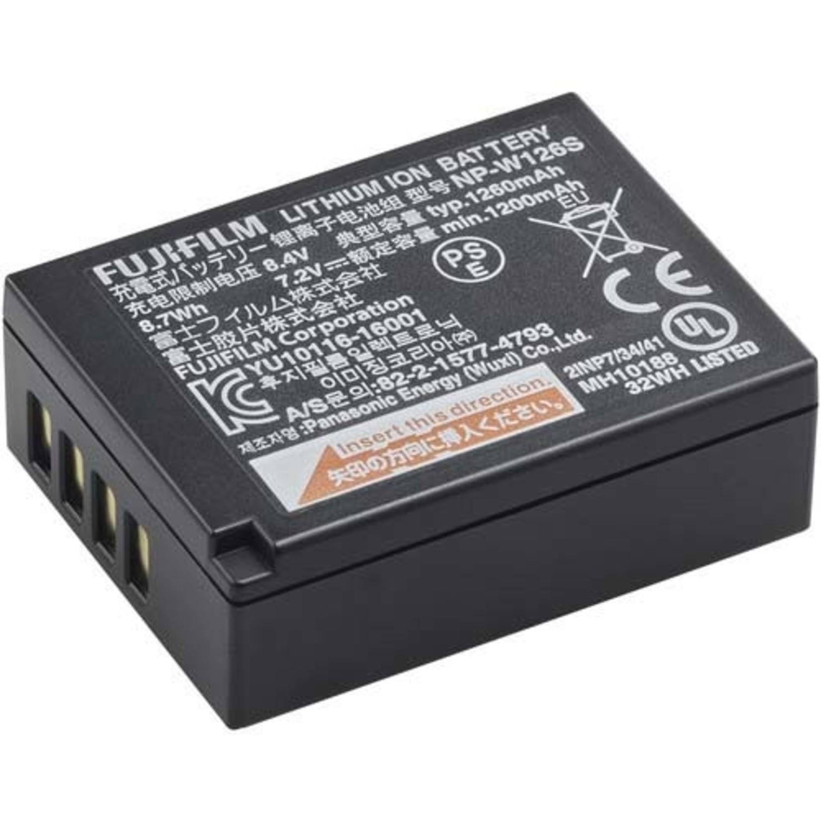 FujiFilm FujiFilm NP-W126s Battery