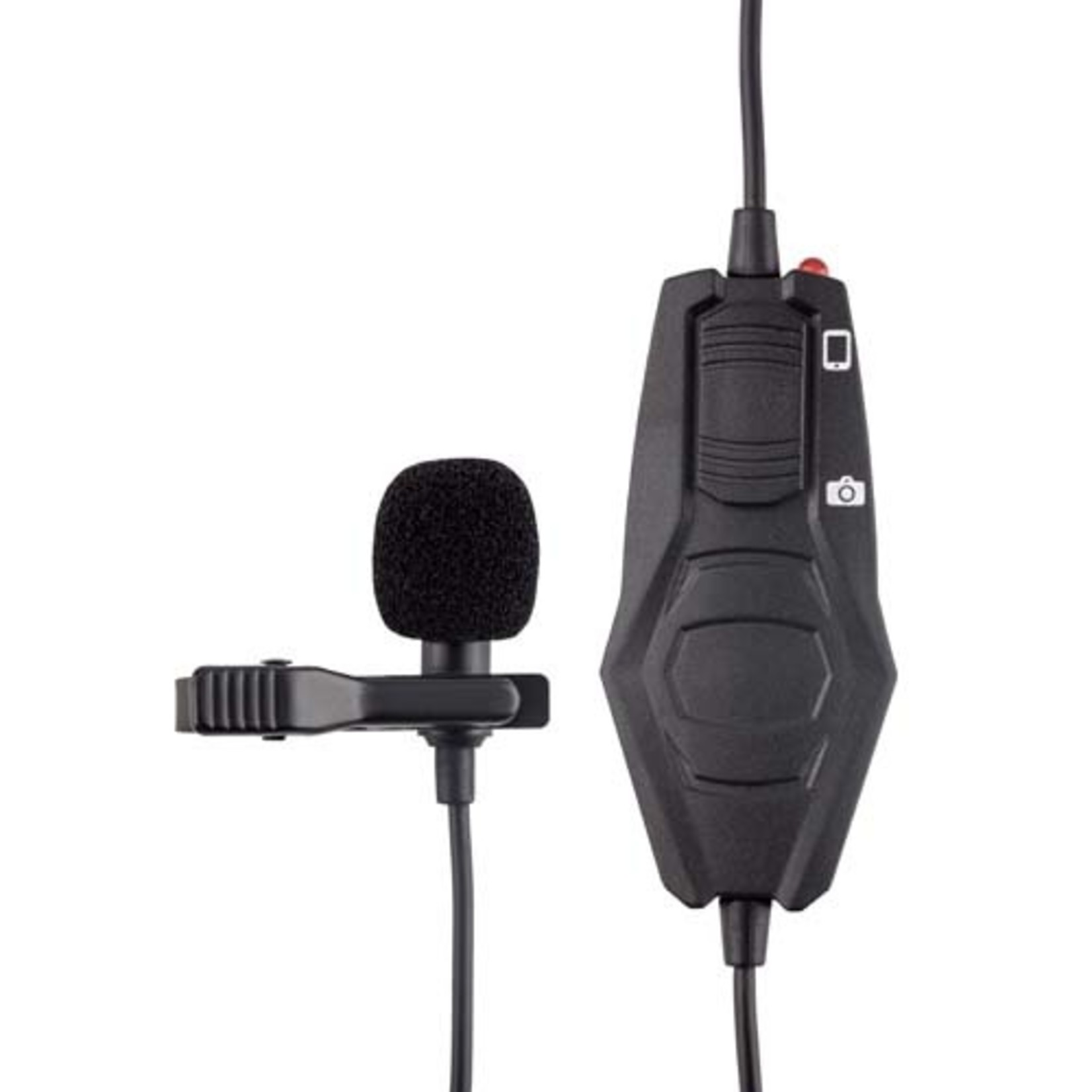 ProMaster LM1 Omnidirectional Lavalier Microphone