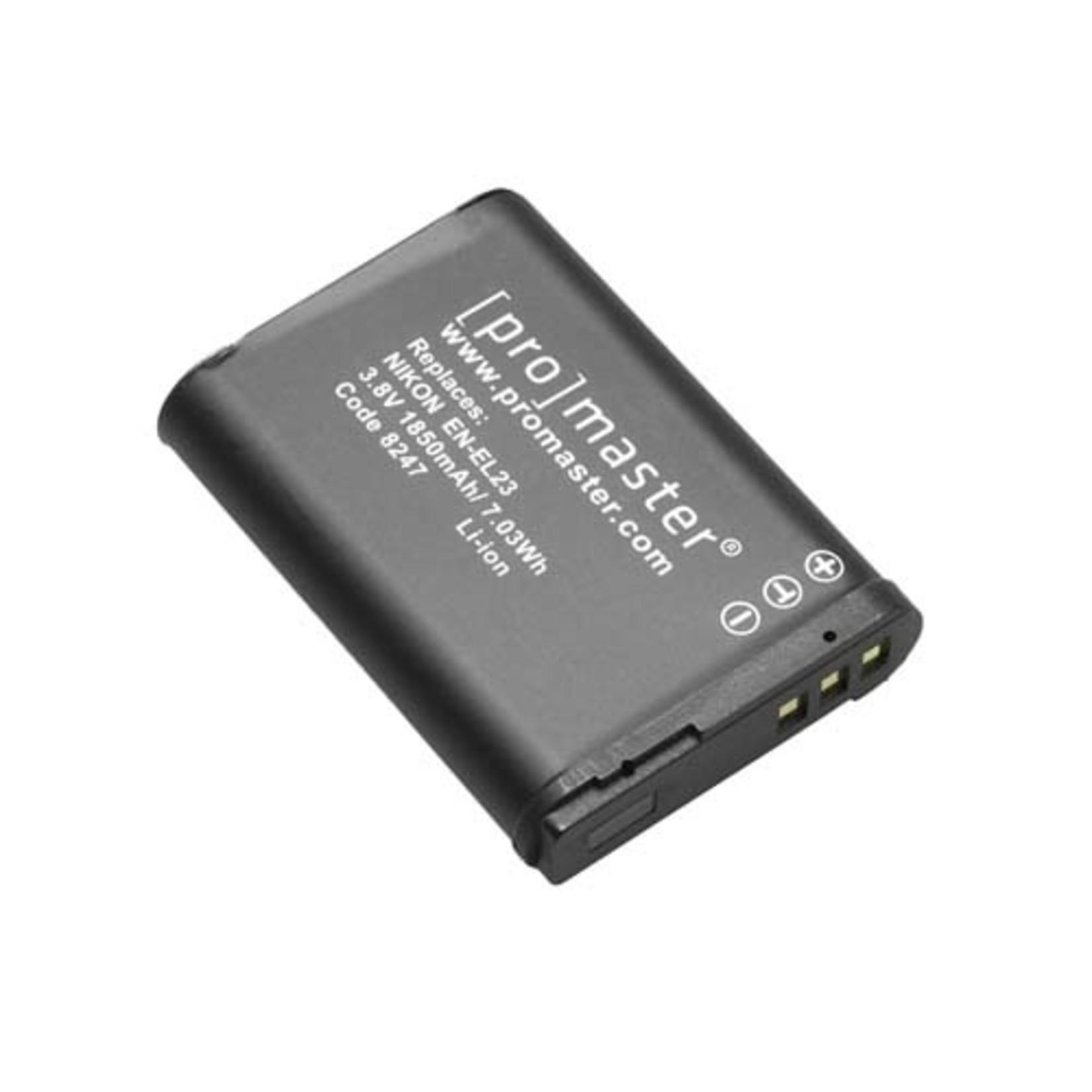 ProMaster Li-ion Battery for Nikon EN-EL23
