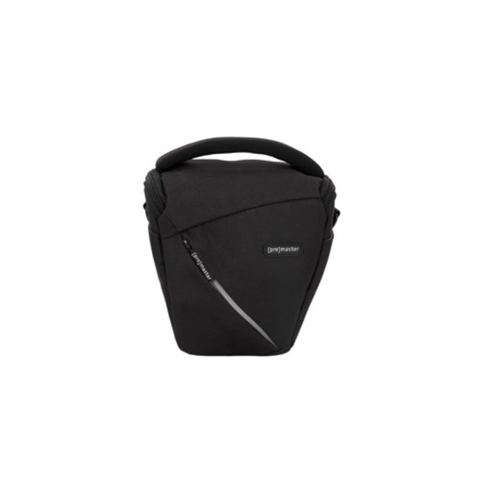ProMaster Impulse Medium Holster Bag - Black