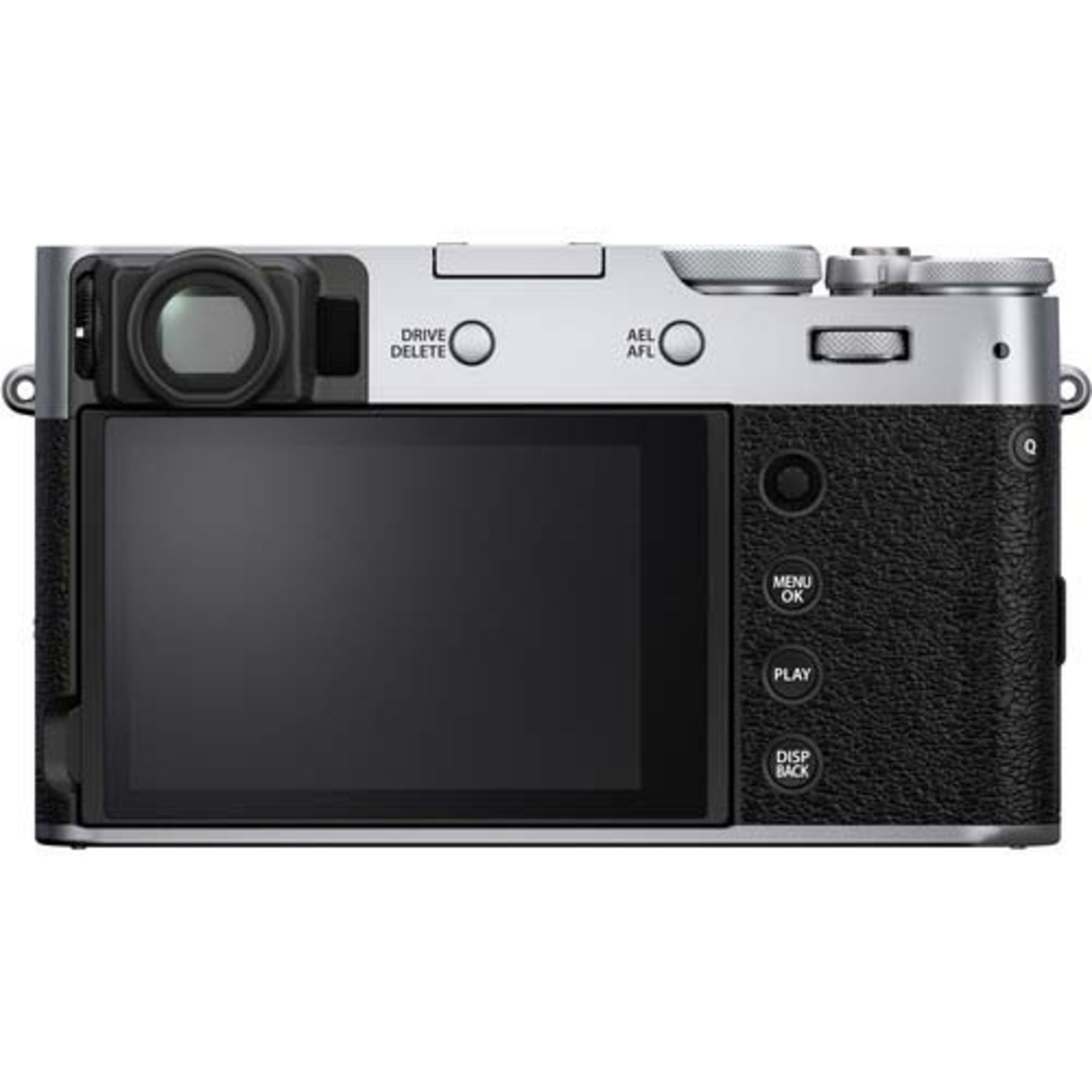 FujiFilm Fujifilm X100V Silver