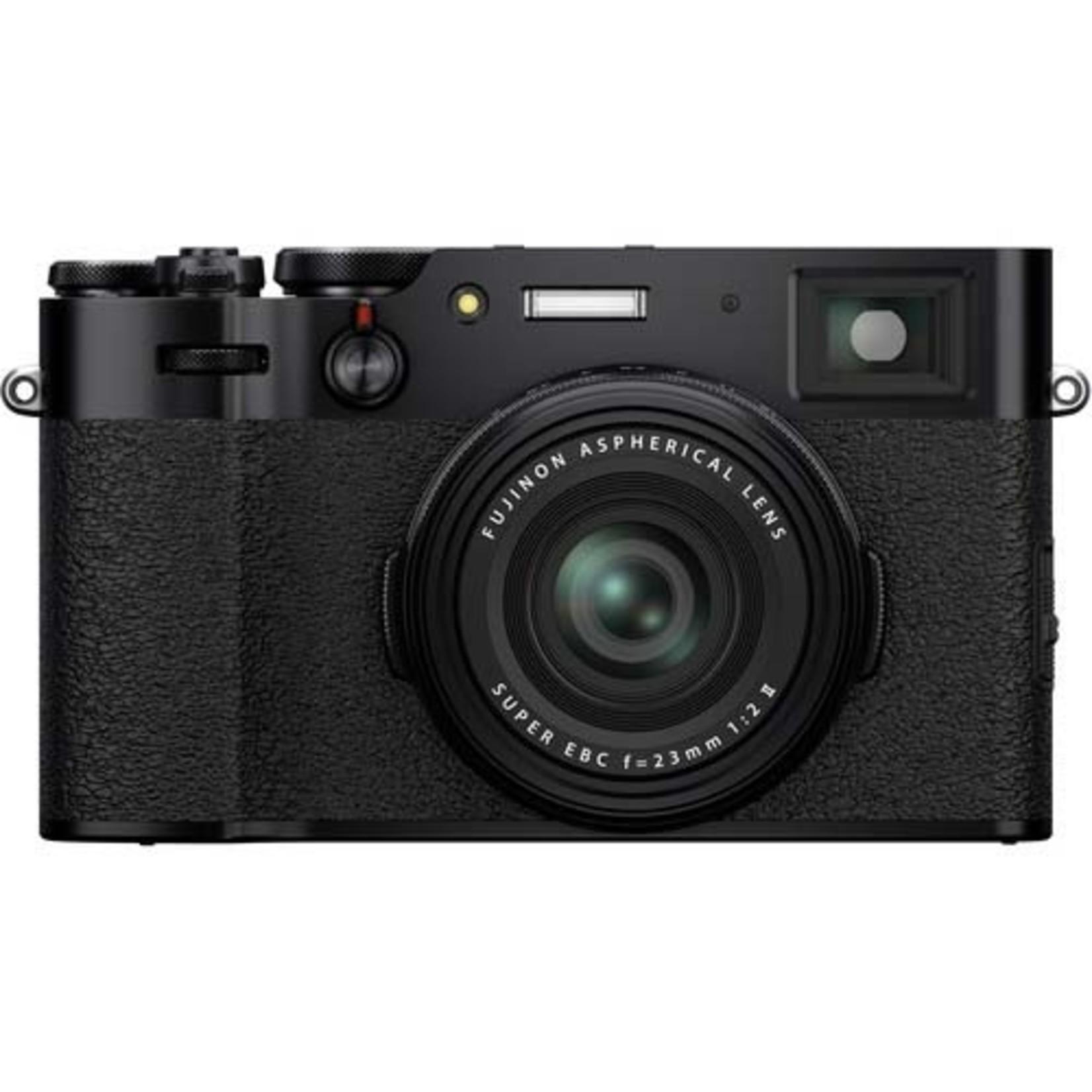 FujiFilm Fujifilm X100V Black