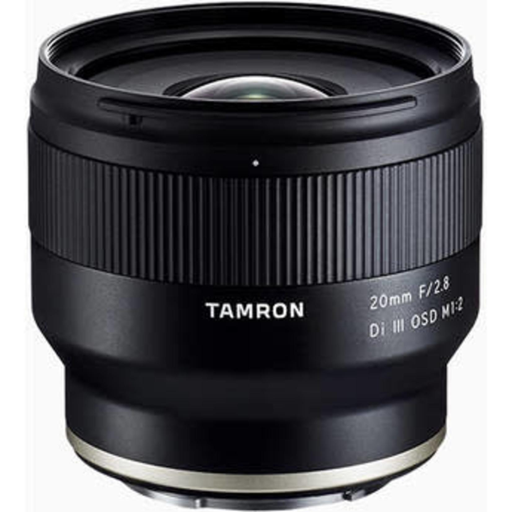Tamron Tamron 20mm f/2.8 Di III OSD M 1:2 Lens for Sony E