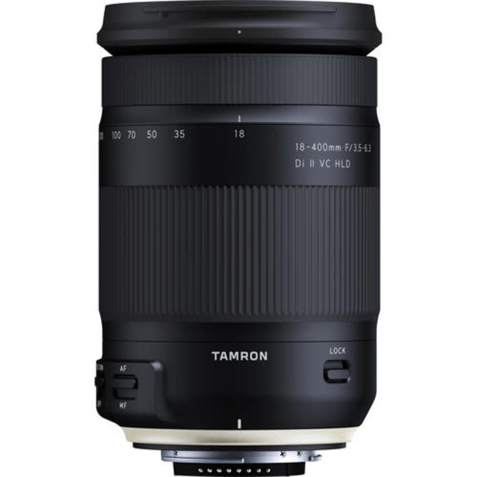 Tamron Tamron 18-400mm f/3.5-6.3 Di II VC HLD Lens for Nikon F