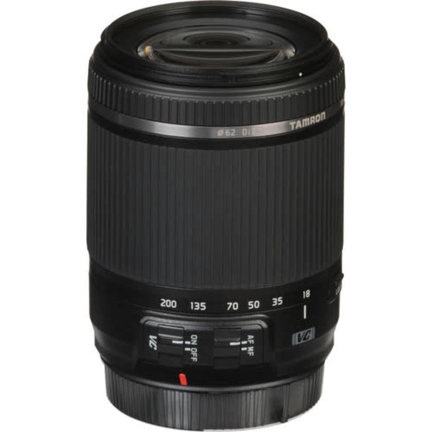 Tamron Tamron 18-200mm f/3.5-6.3 Di II VC Lens for Nikon F