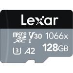 Lexar Lexar 1066X MICROSDXC 128GB Memory Card