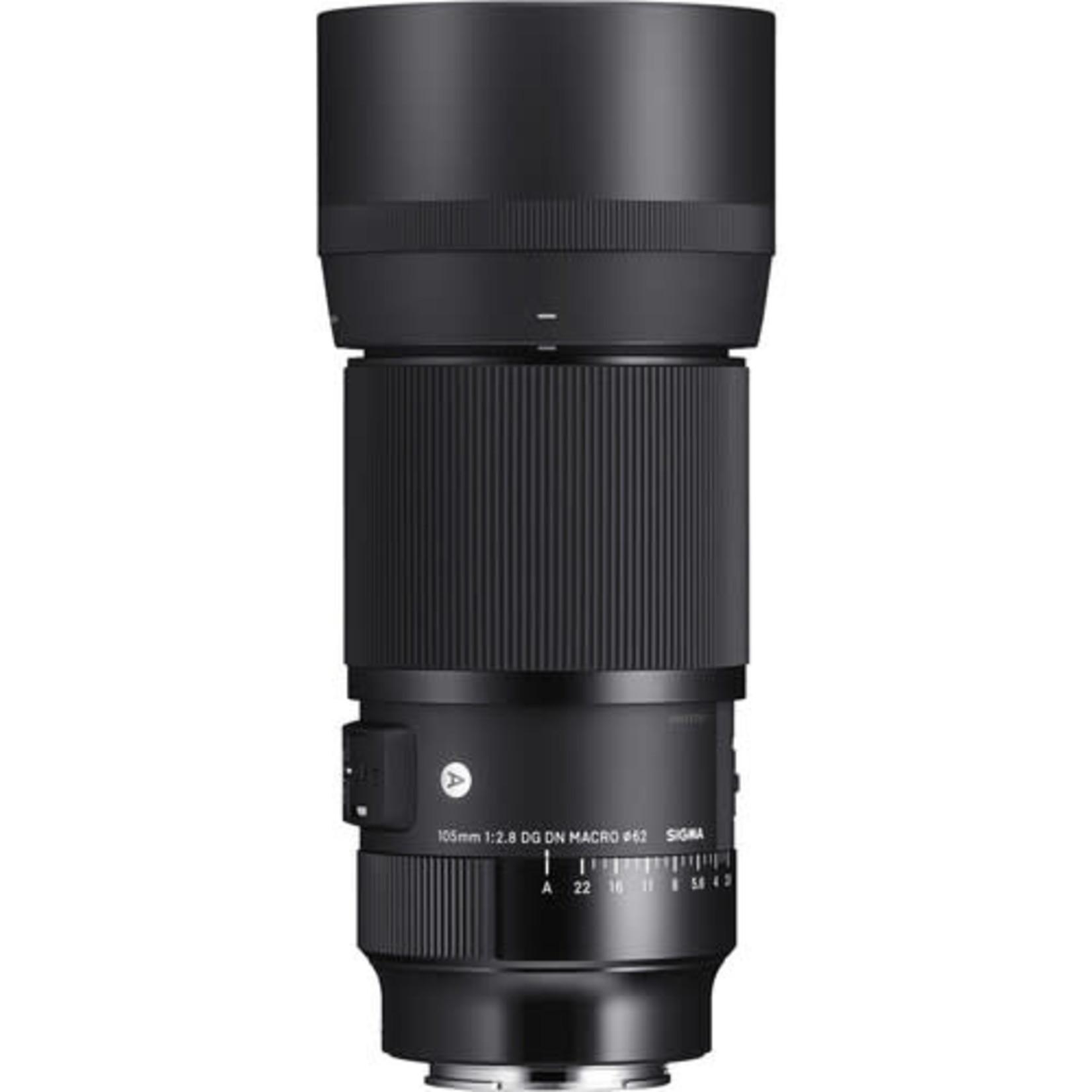 Sigma Sigma 105mm f/2.8 DG DN Macro Art Lens for Sony E