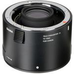 Sigma Sigma TC-2001 2x Teleconverter for Canon EF