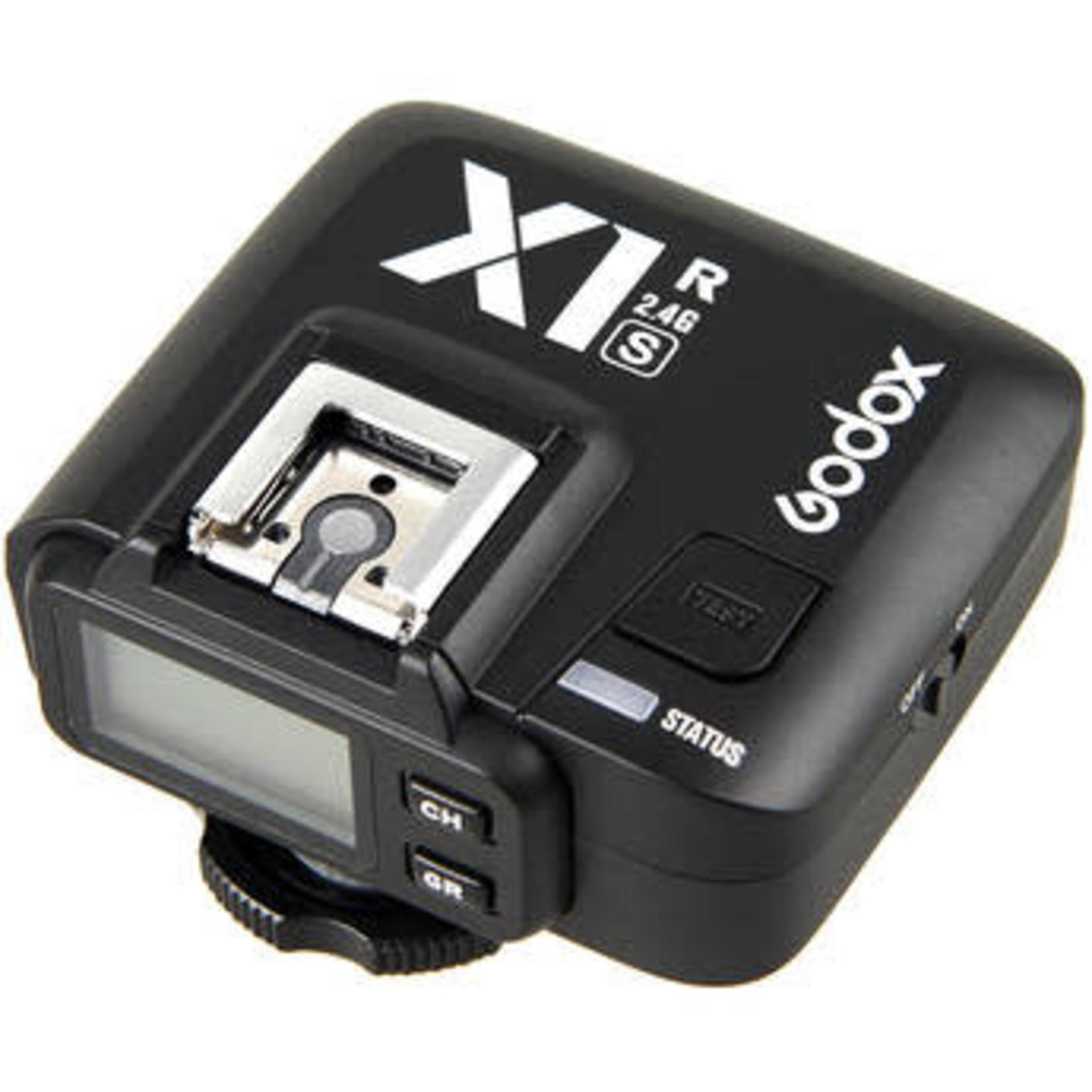 Godox GodoxX1R TTL Wireless Flash Receiver for Sony