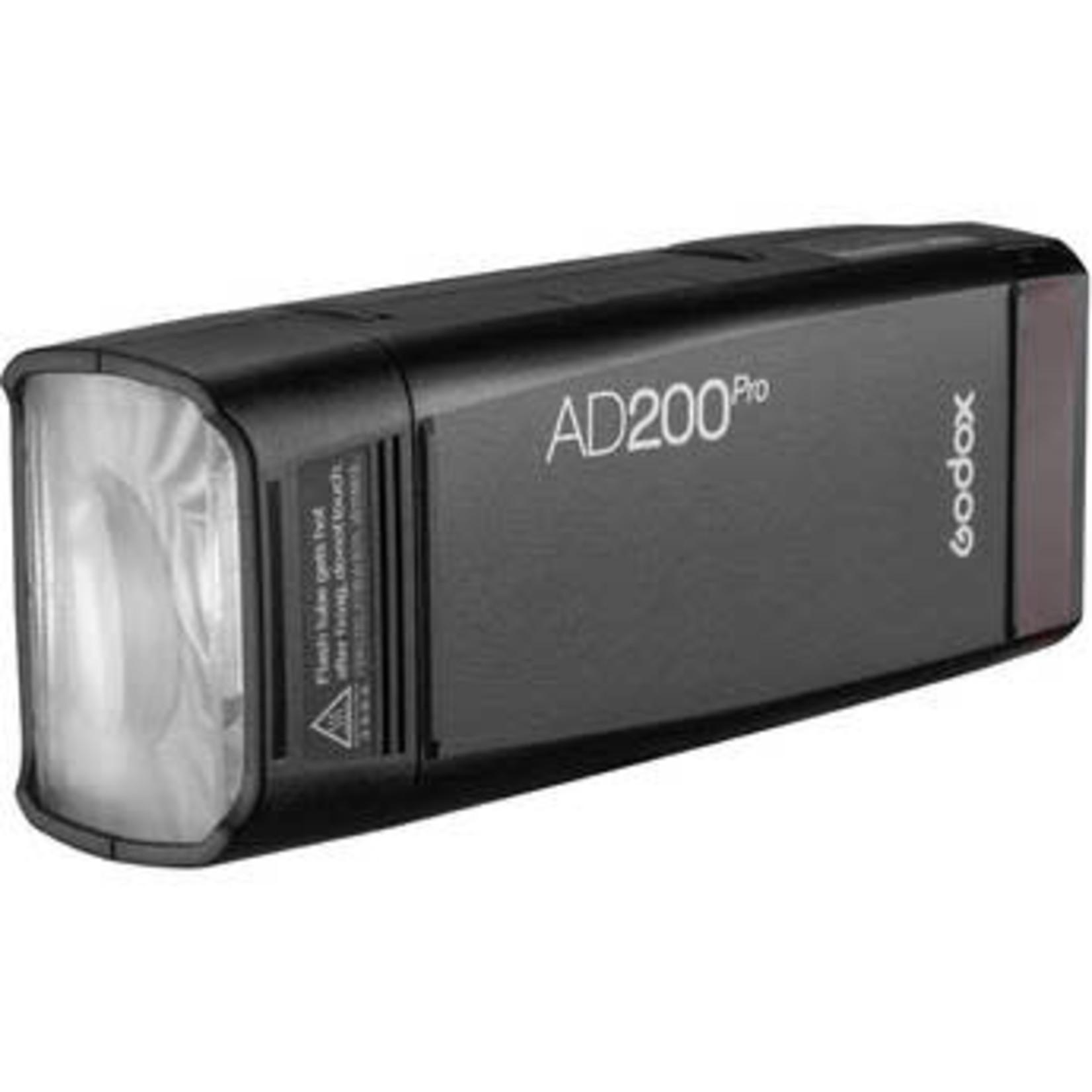 Godox Godox AD200 Pro 200 W/S TTL Pocket Flash Kit