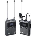 Godox Godox WmicS1 UHF Wireless Microphone System Kit 1