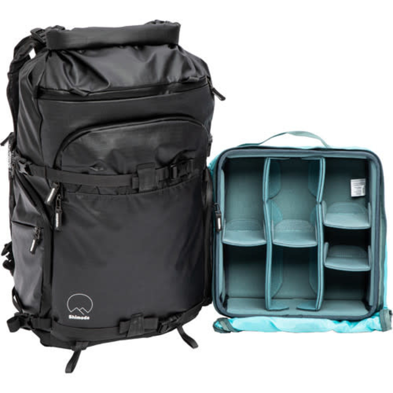 Shimoda Shimoda Designs Action X30 Backpack Starter Kit with Medium Mirrorless Core Unit Version 2 (Black)