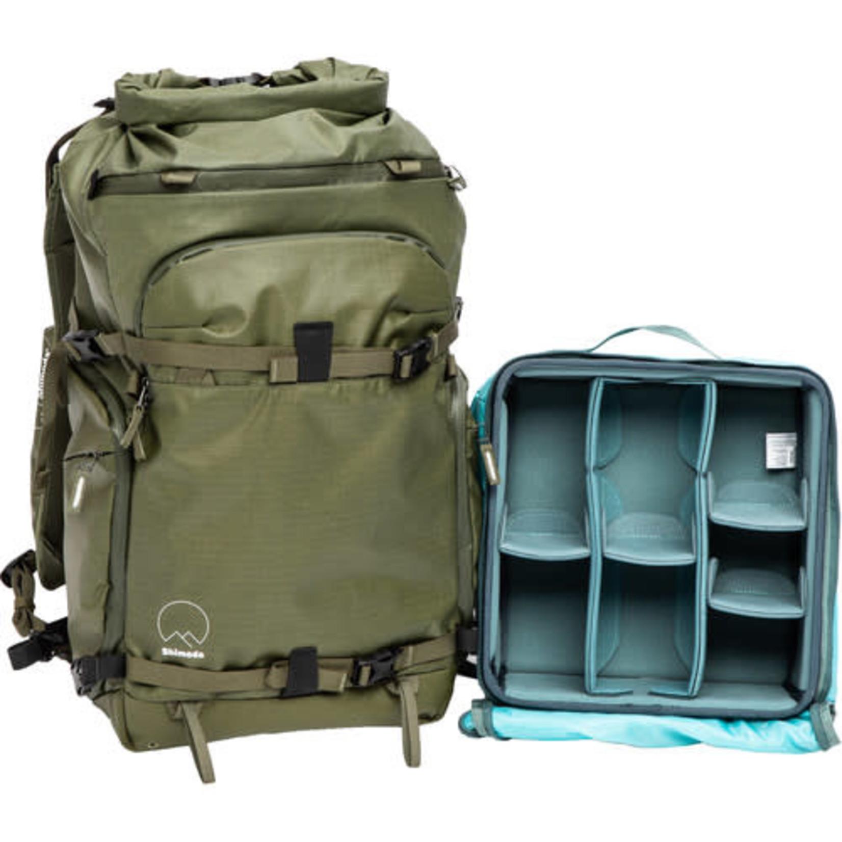 Shimoda Shimoda Designs Action X30 Backpack Starter Kit with Medium Mirrorless Core Unit Version 2 (Army Green)