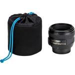 "Tenba Tenba Soft Neoprene Lens Pouch (Black, 3.5 x 3.5"")"