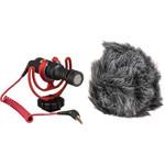 Rode Rode VideoMicro Ultracompact Camera-Mount Shotgun Microphone
