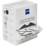 Zeiss ZEISS Pre-Moistened Cleaning Cloths (Box of 200)