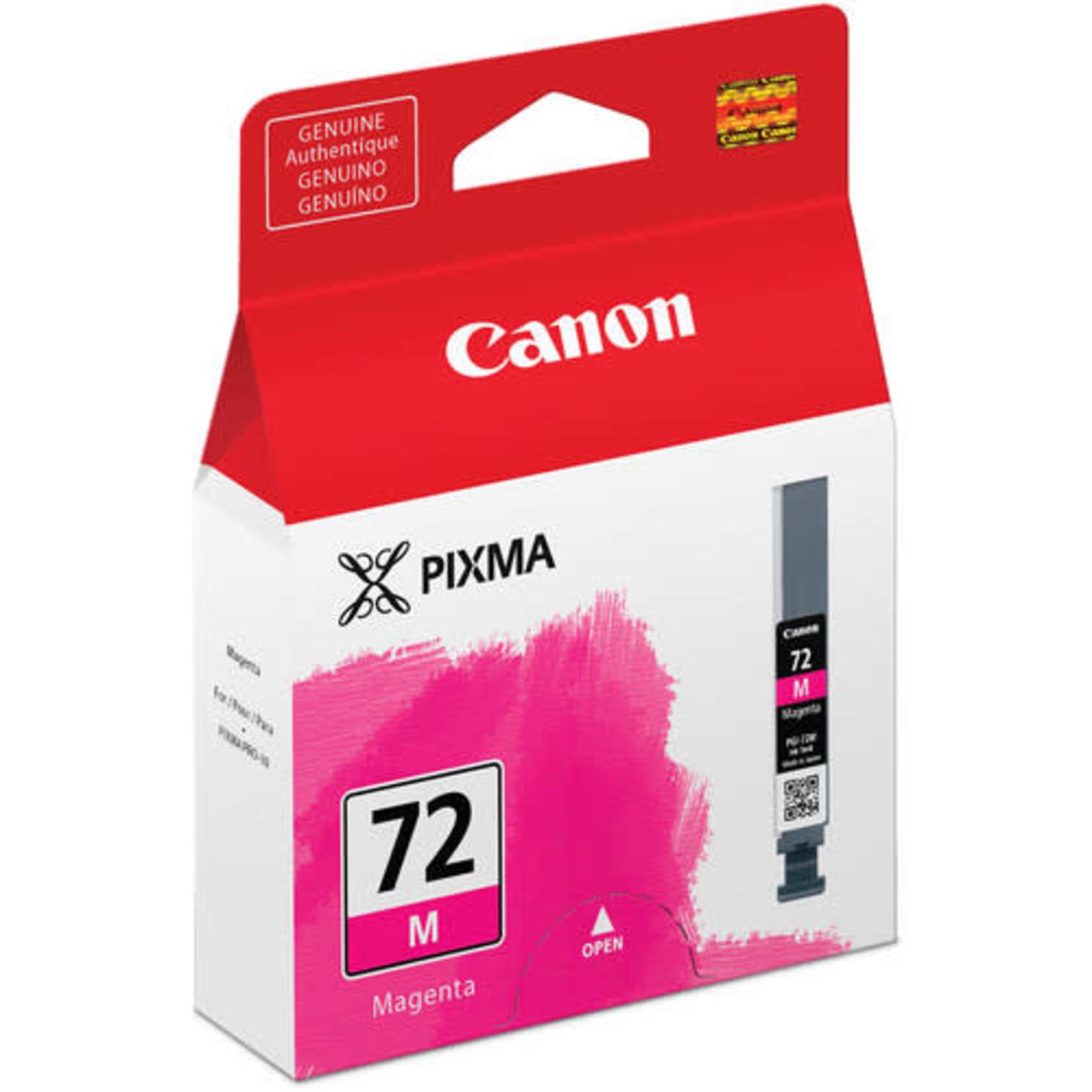 Canon Canon LUCIA PGI-72 Magenta Ink Tank