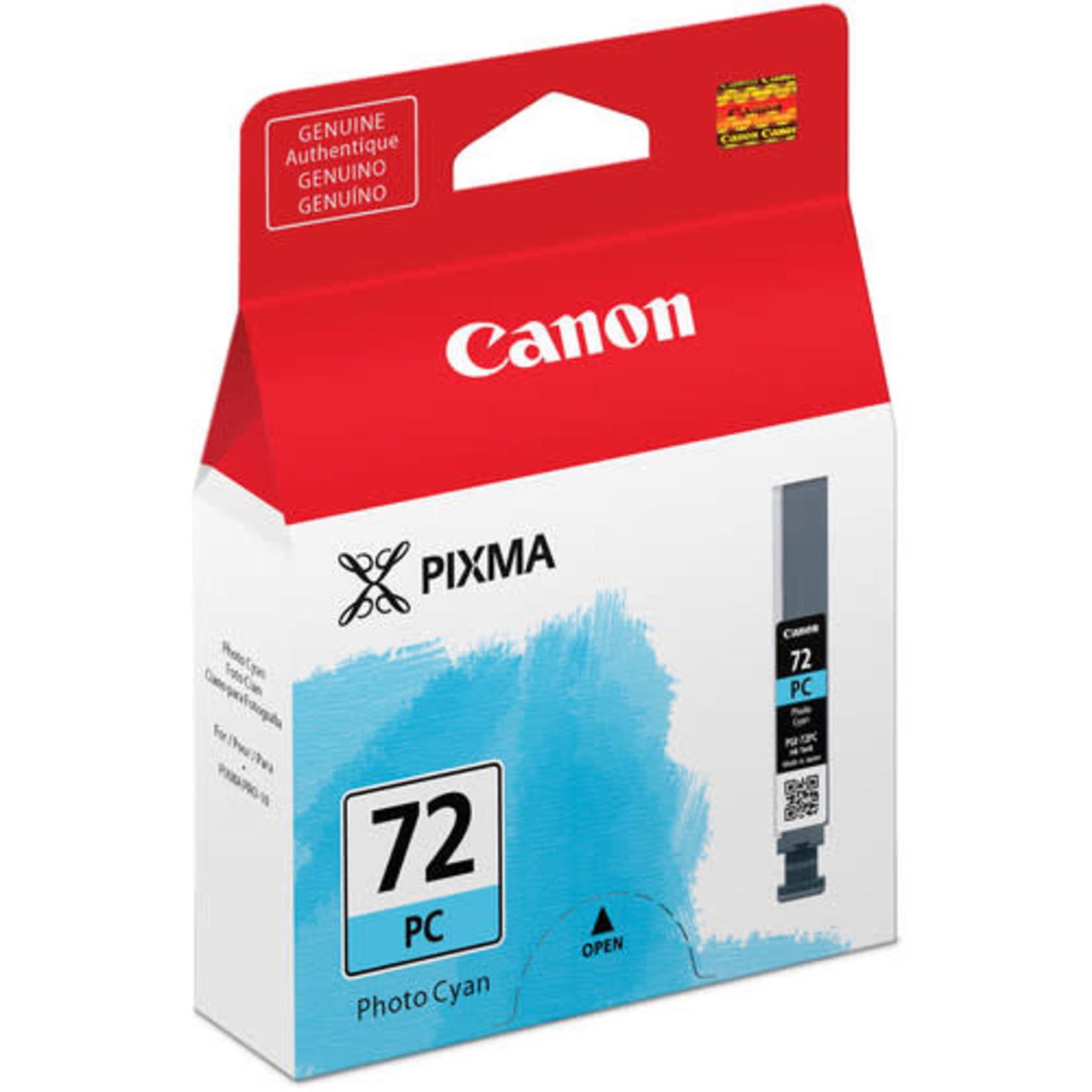 Canon Canon LUCIA PGI-72 Photo Cyan Ink Tank