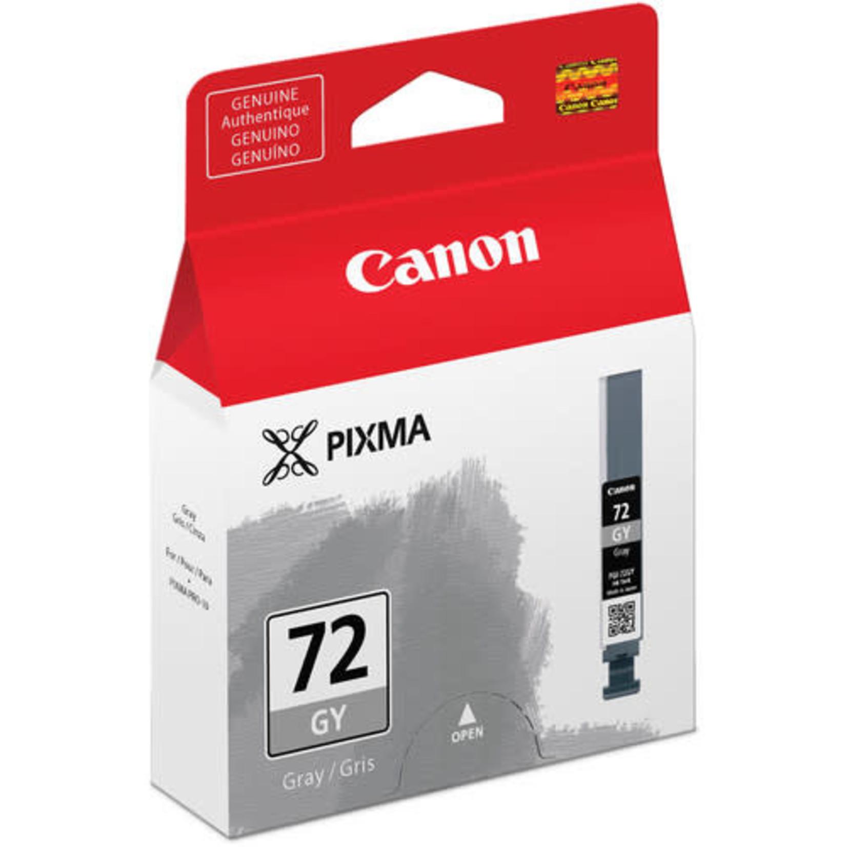 Canon Canon LUCIA PGI-72 Gray Ink Tank