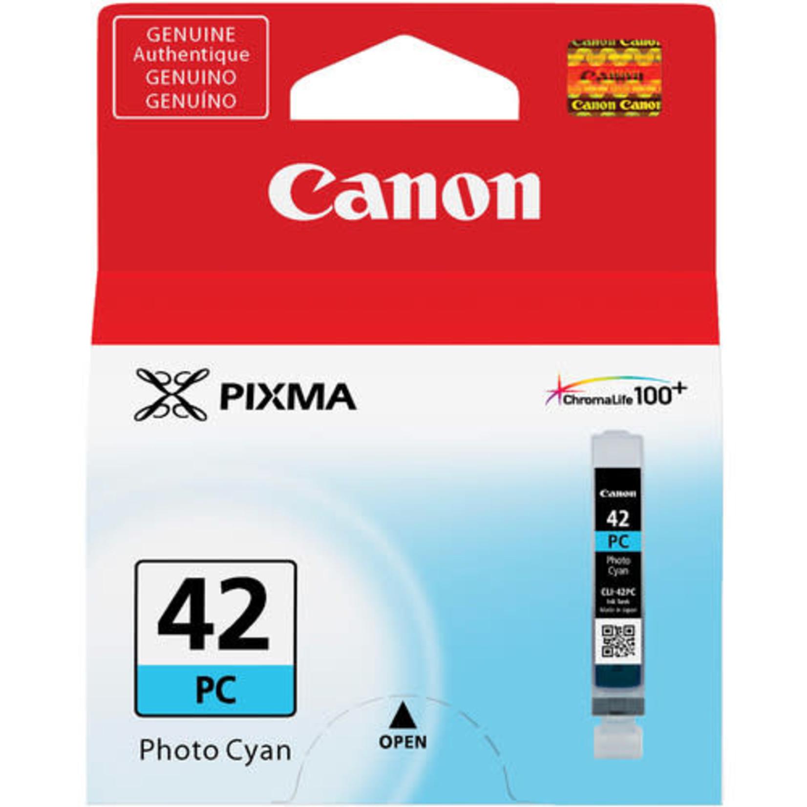 Canon Canon CLI-42 Photo Cyan Ink Cartridge