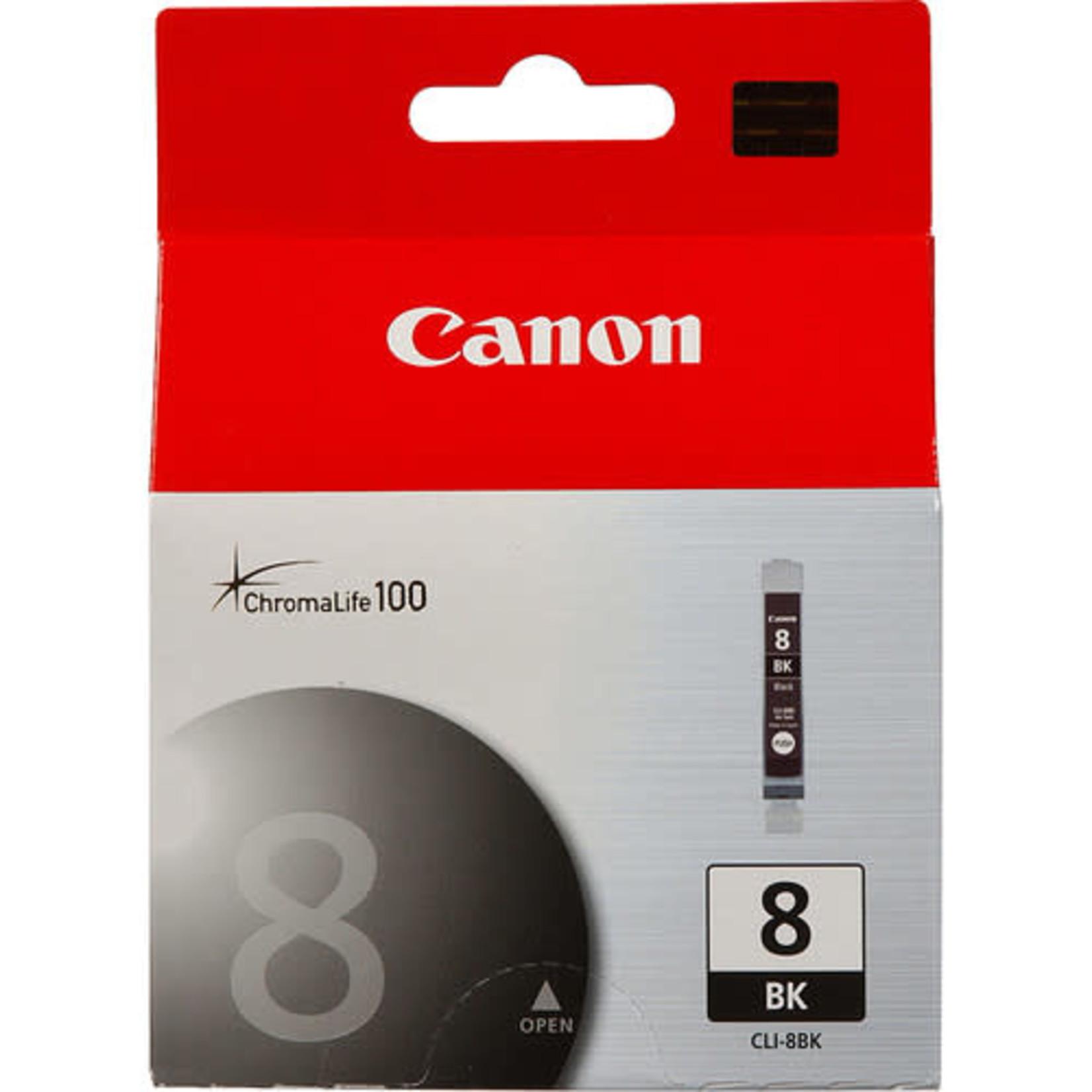 Canon Canon CLI-8 Black Ink Cartridge