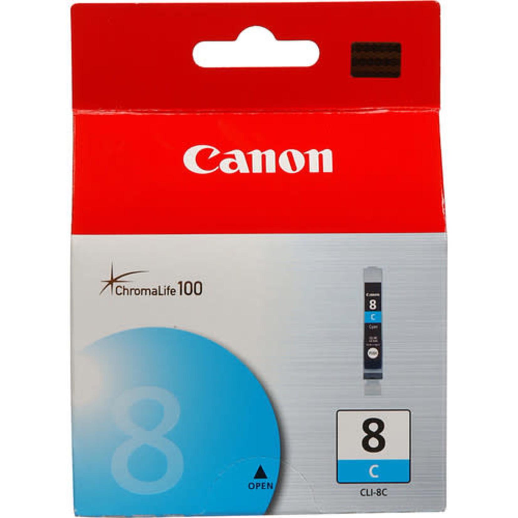 Canon Canon CLI-8 Cyan Ink Cartridge