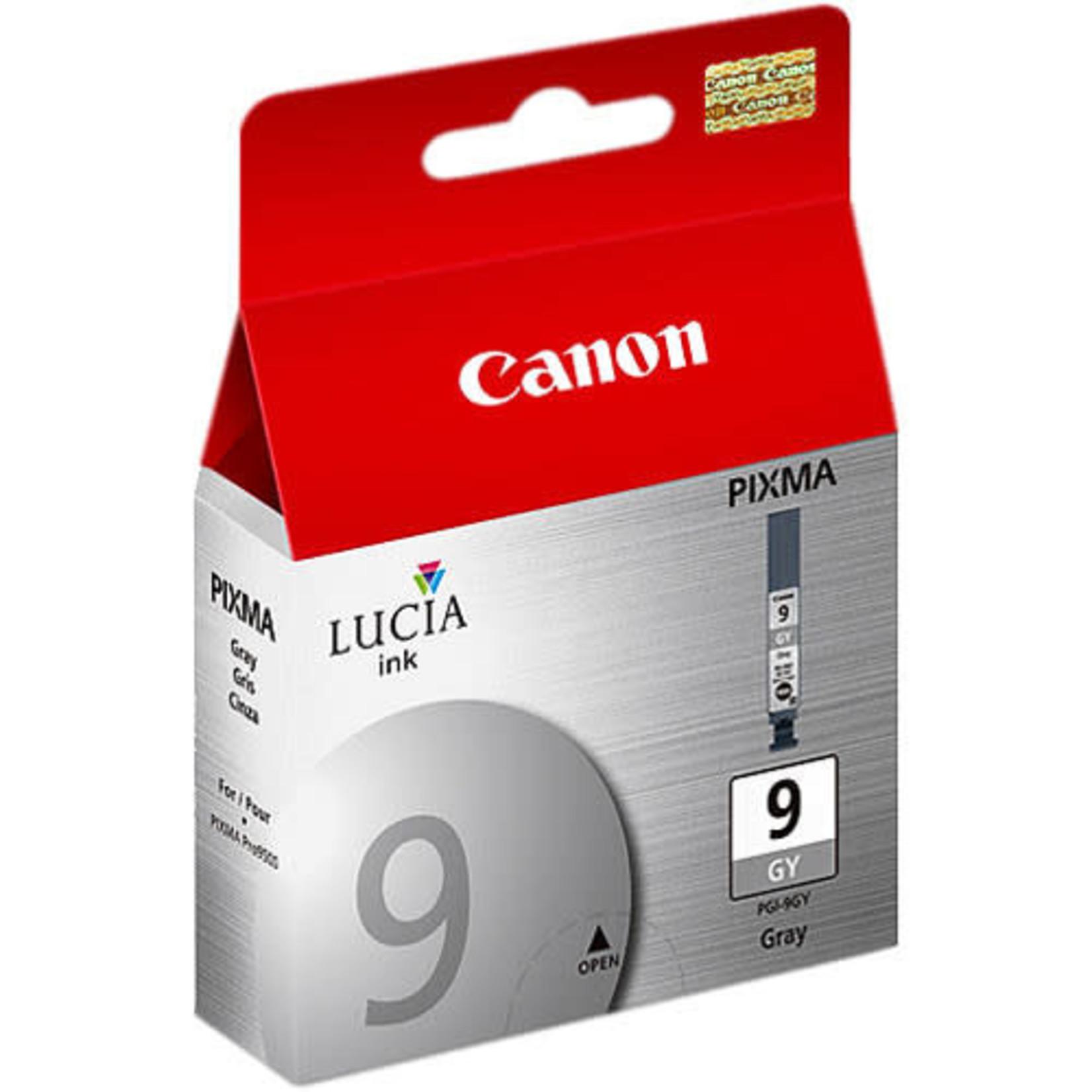 Canon Canon LUCIA PGI-9 Gray Ink Tank