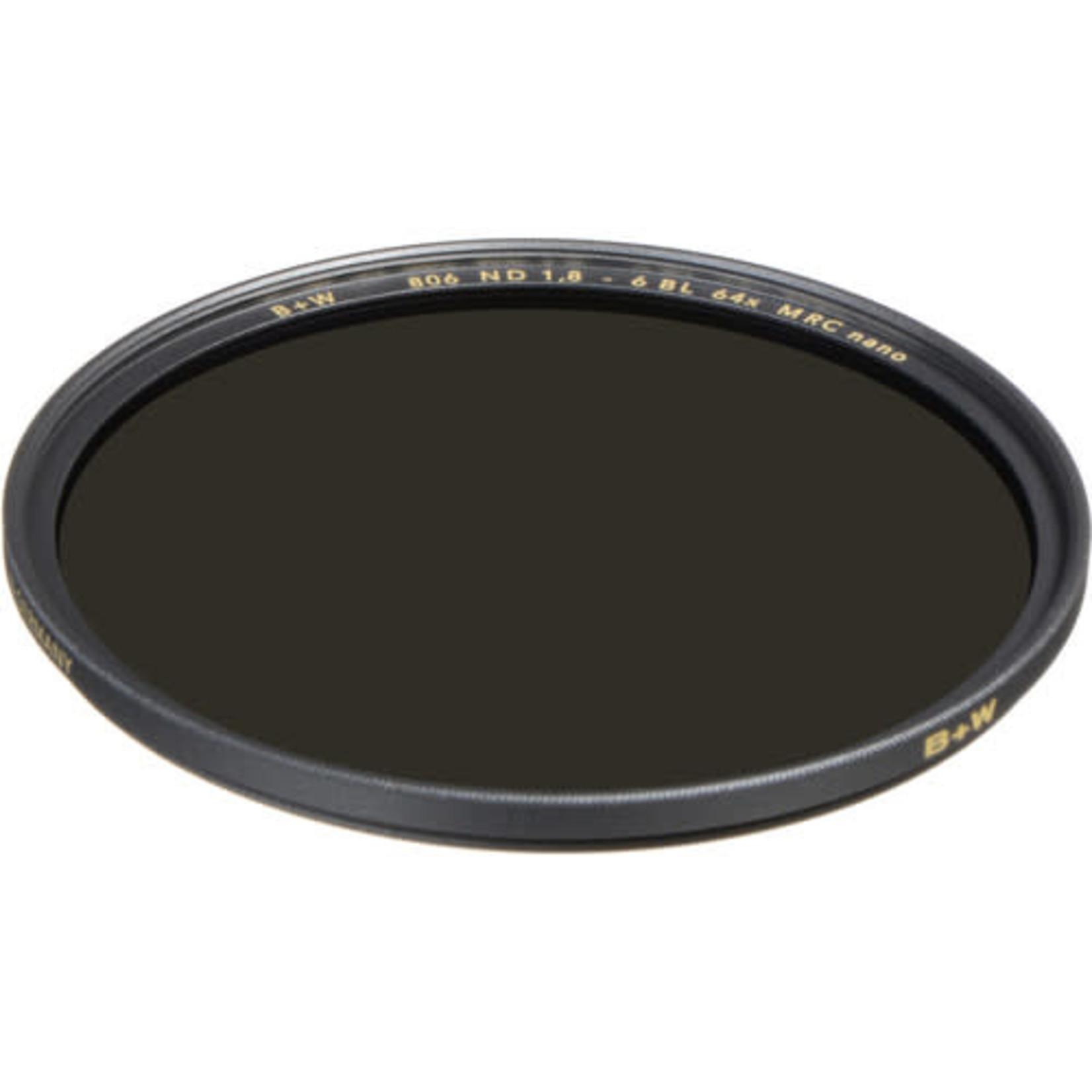 B+W B+W 77mm XS-Pro MRC-Nano 806 ND 1.8 Filter (6-Stop)