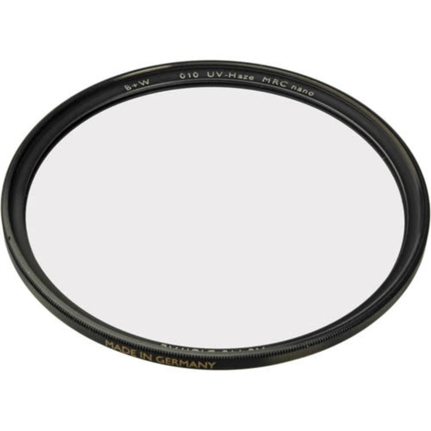 B+W B+W 62mm XS-Pro UV Haze MRC-Nano 010M Filter