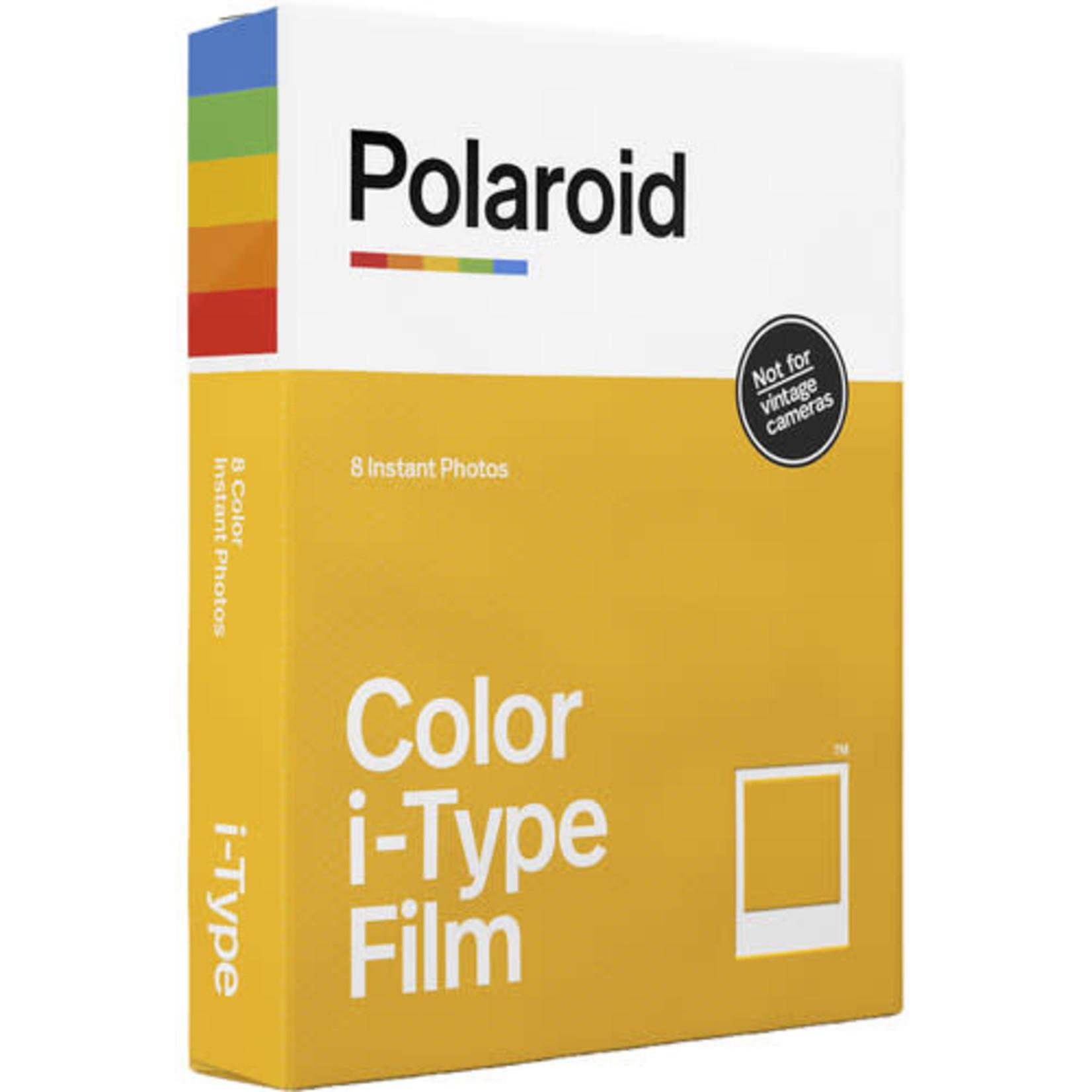 Polaroid Polaroid Color i-Type Instant Film (8 Exposures)
