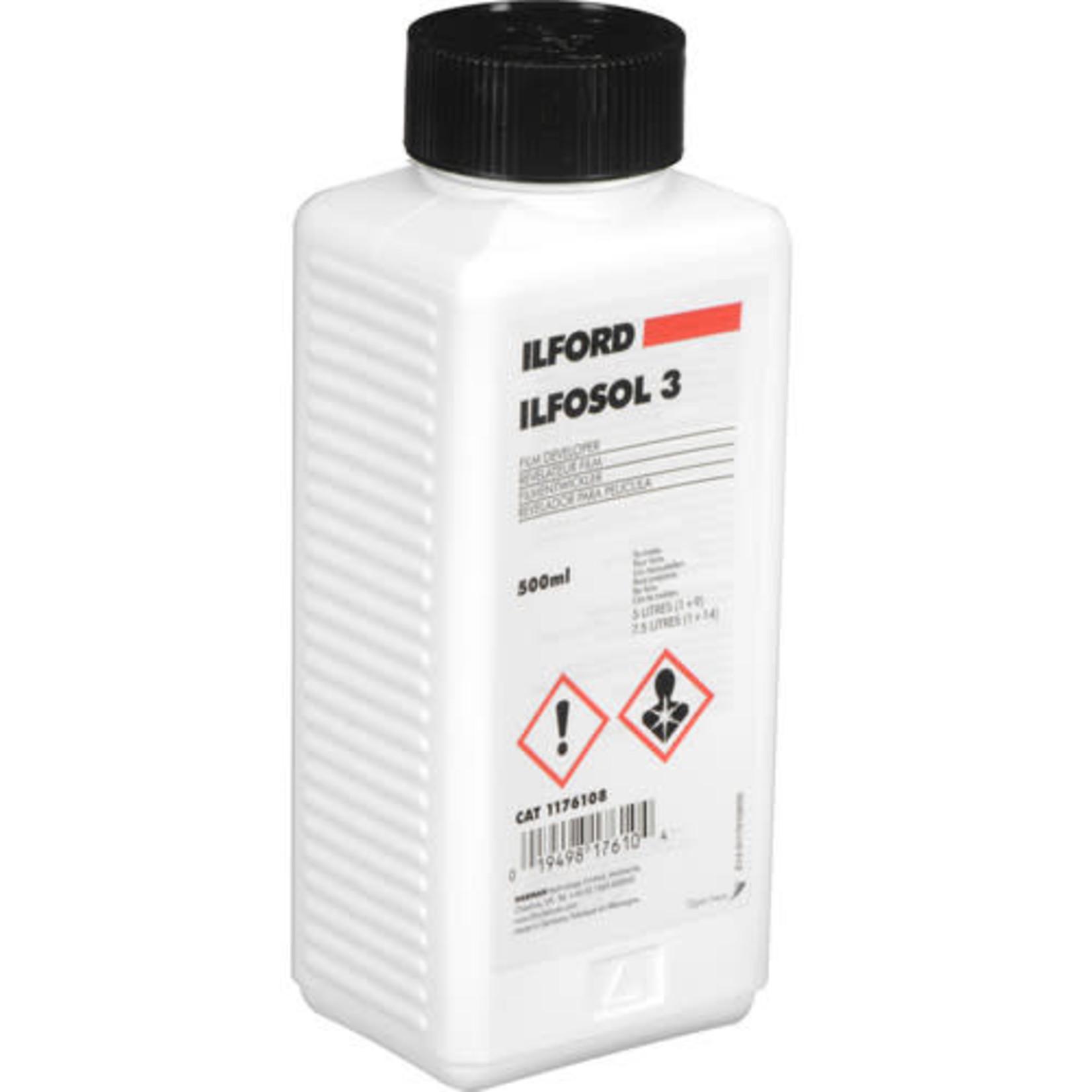 Ilford Ilford Ilfosol-3 Film Developer for Black and White Film (500ml)