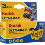 Kodak Kodak GC/UltraMax 400 Color Negative Film (35mm Roll Film, 24 Exposures, 3-Pack)
