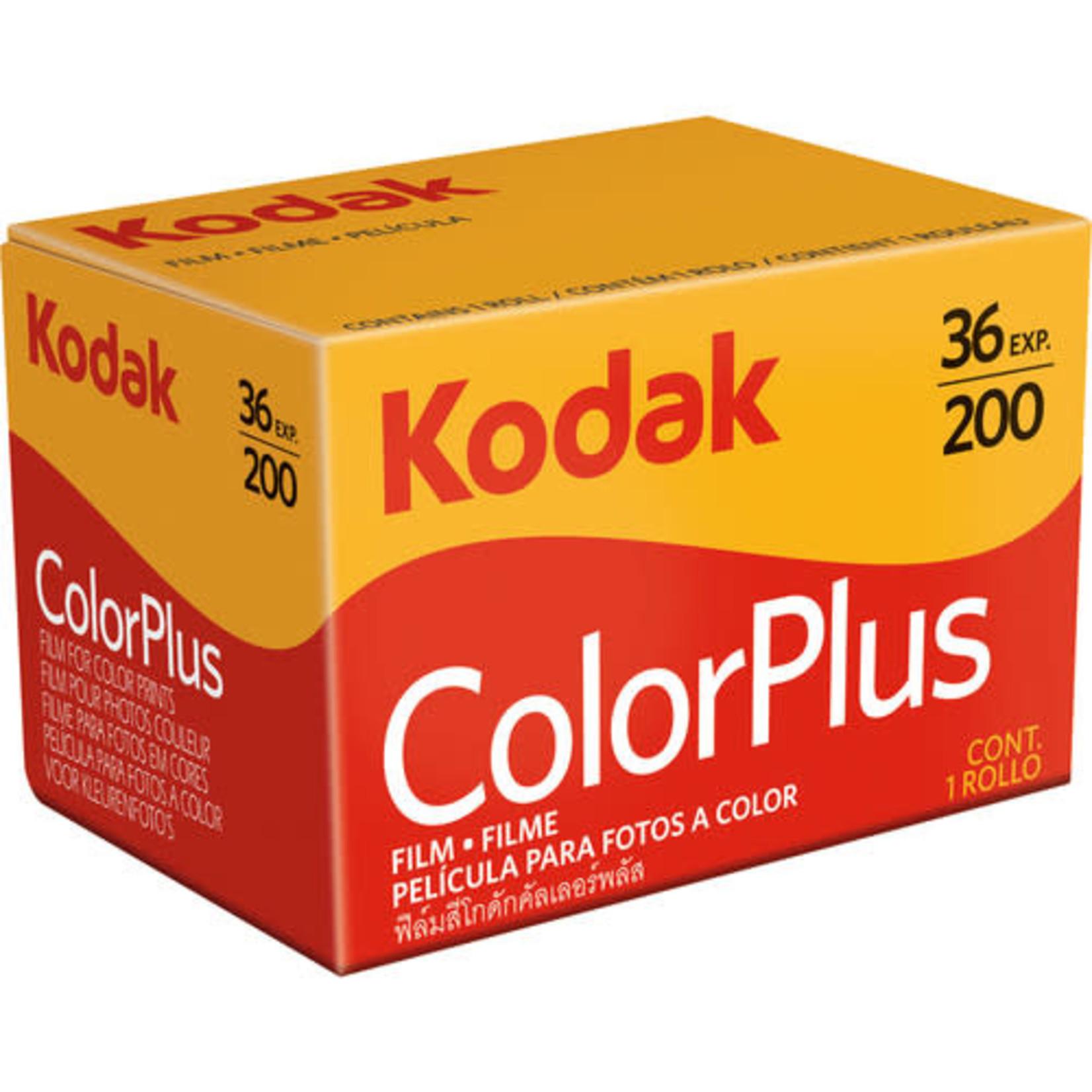 Kodak Kodak ColorPlus 200 Color Negative Film (35mm Roll Film, 36 Exposures)