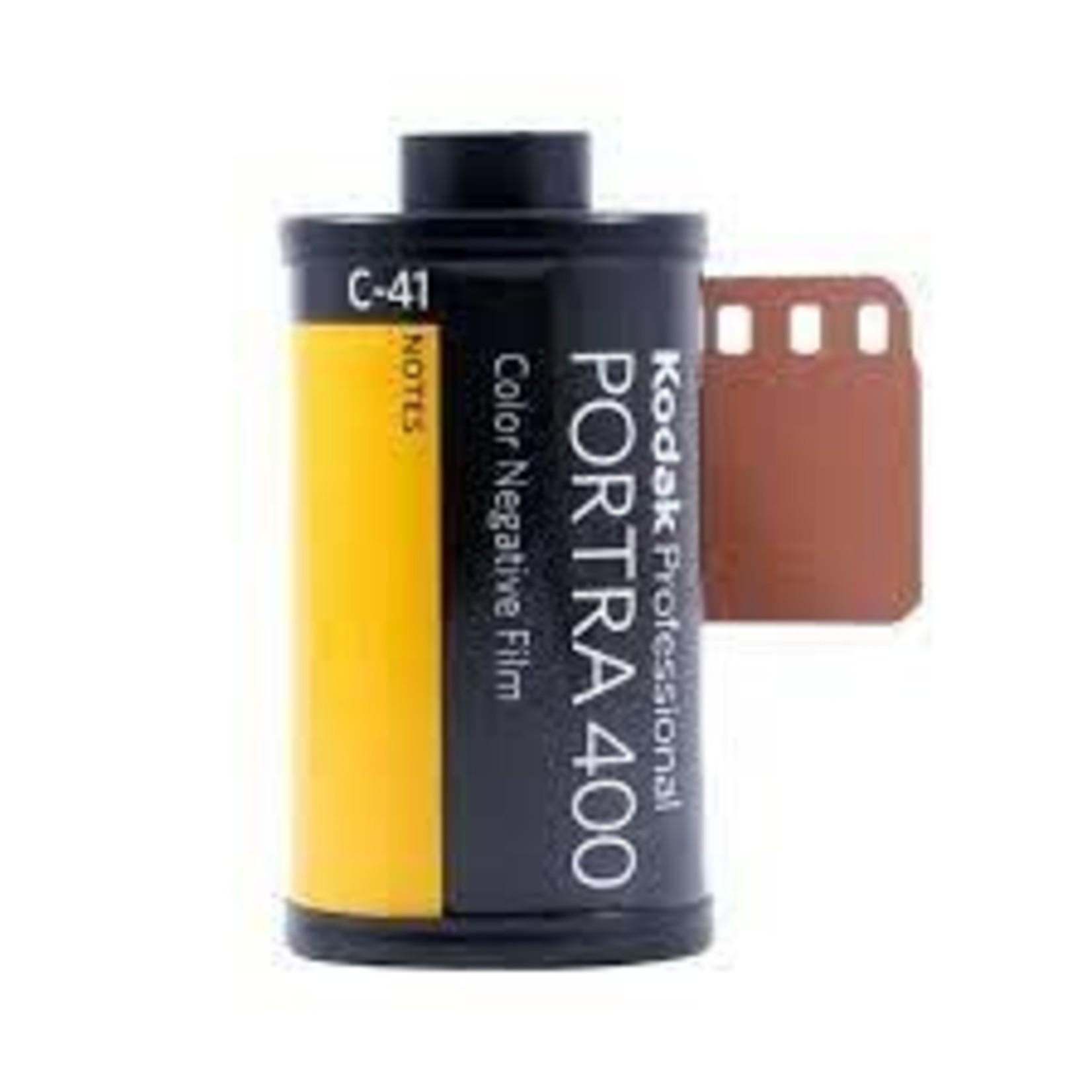 Kodak Kodak Professional Portra 400 Color Negative Film 35mm Roll Film, 36 Exposures